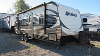 Used 2015 Avenger 26BH by Primetime Bunkhouse Travel Trailer