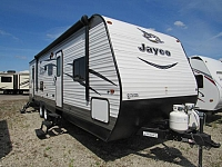 Used 2016 Jayco 27BHSW Rear Bunkhouse Travel Trailer