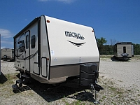 Used 2016 Micro Lite 21DS w/Murphy Queen Bed and U-Shape Dinette in Slide