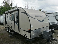 Used 2016 Sonic 220VBH Bunkhouse Travel Trailer