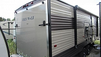 Used 2017 Cherokee Grey Wolf 26RR Toy Hauler Trailer