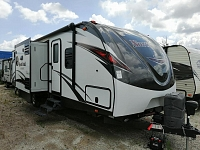 Used 2017 Heartland North Trail Caliber 33BKSS Travel Trailer