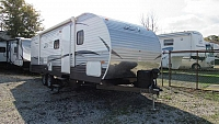 Used 2017 Crossroads Z-1 272BHS Bunkhouse Travel Trailer