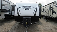 Used 2018 Highland Ridge RV Ultra Lite 2802BH Travel Trailer with Bunks and Outdoor Kitchen