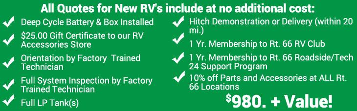 Huge RV Sale