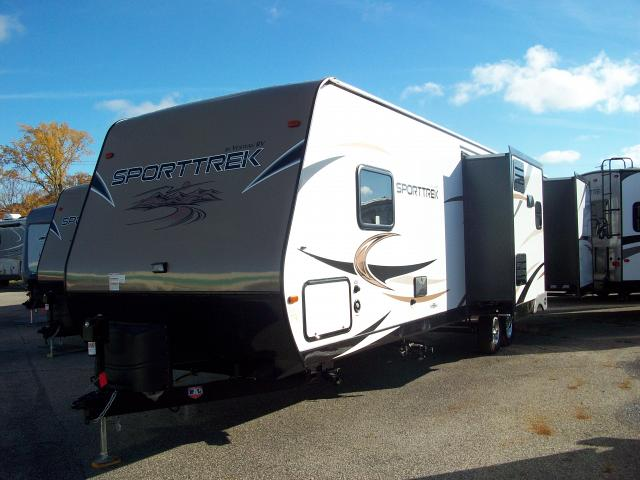 Travel Trailers With  Slide Outs