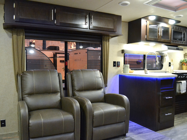 2017 Cherokee 274RK Rear Kitchen Travel Trailer