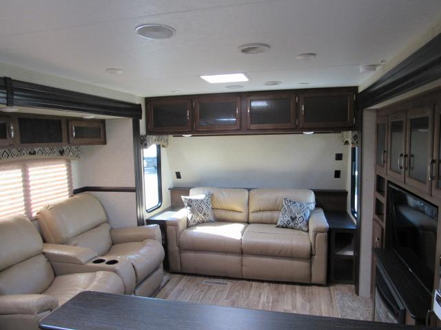 Travel Trailer Living Room