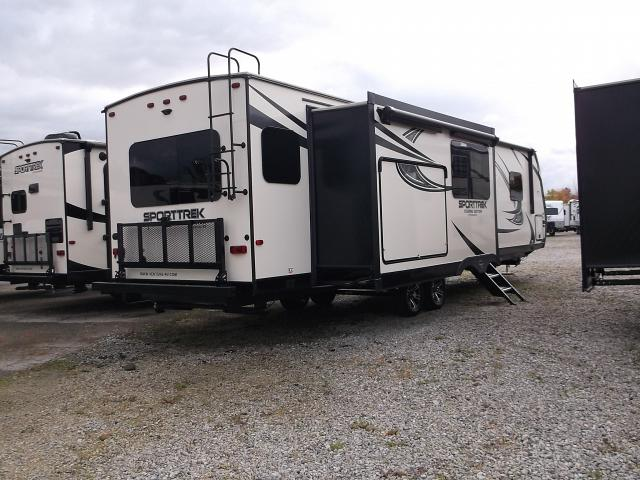 Touring With A Trailer