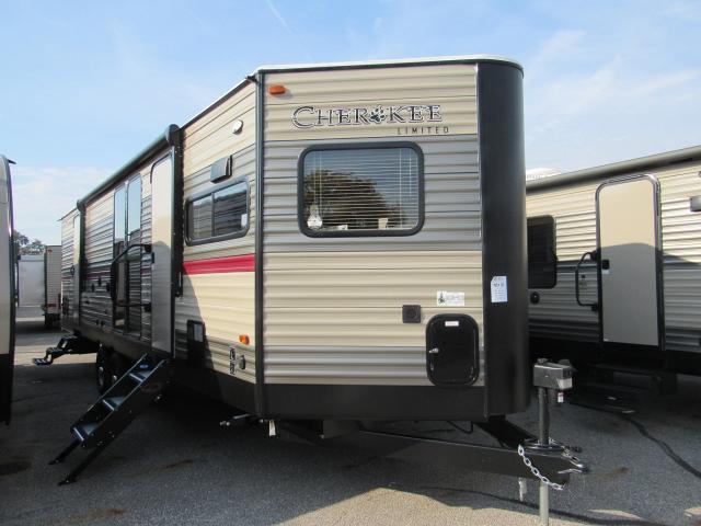 Cherokee Travel Trailer