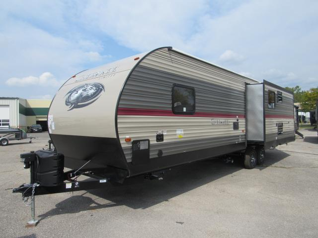 2018 Cherokee 304R Rear Living Travel Trailer with Island ...