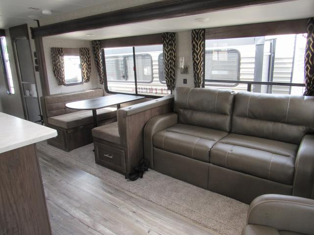 2018 Forest River Cherokee 304r Travel Trailer With Rear Living