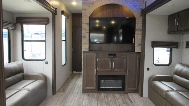 Forest river cherokee 39sr destination trailer rv dealer for Loft rv