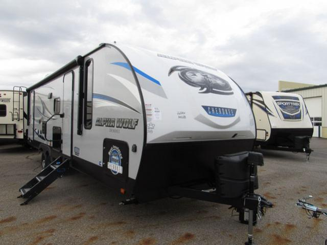 2018 Cherokee Alpha Wolf 26DBH Bunkhouse Travel Trailer