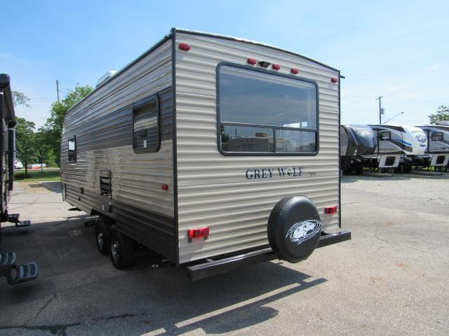2018 Cherokee Grey Wolf 20RDSE Travel Trailer