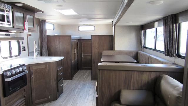 2019 Cherokee Grey Wolf 29te Travel Trailer With Quad Bunks Amp Outside Kitchen For Sale In