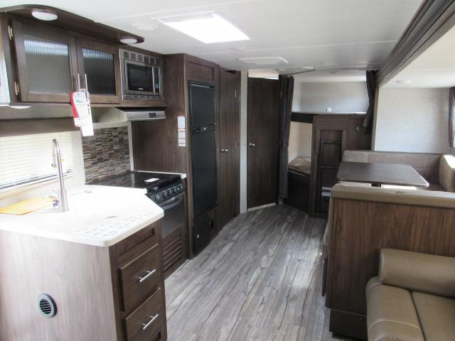 2019 Grey Wolf 26dbh Rear Bunkhouse With Front Queen Bed