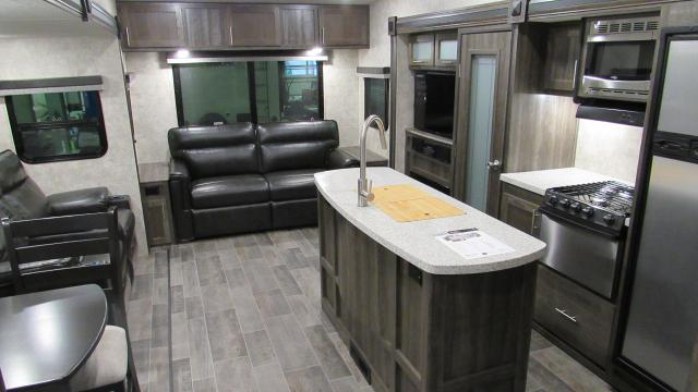 Charming 2018 Highland Ridge Open Range Light 291RLS Rear Living Fifth Wheel ... Pictures