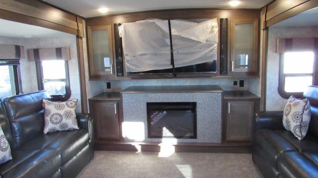 2018 Open Range 3X 3X387RBS Front Living Room 5th Wheel With King Bed