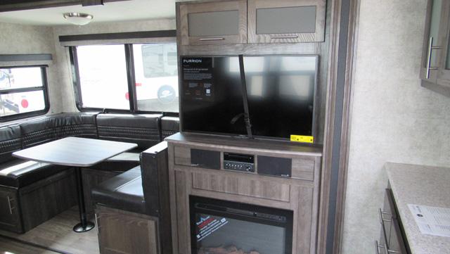 2018 Open Range Light LT280RKS Rear Kitchen by Highland Ridge