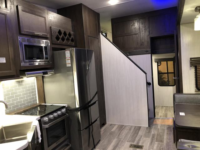 Forest river rv cherokee 39ca destination trailer for sale at all seasons rv in streetsboro ohio Rv with 2 bedrooms 2 bathrooms