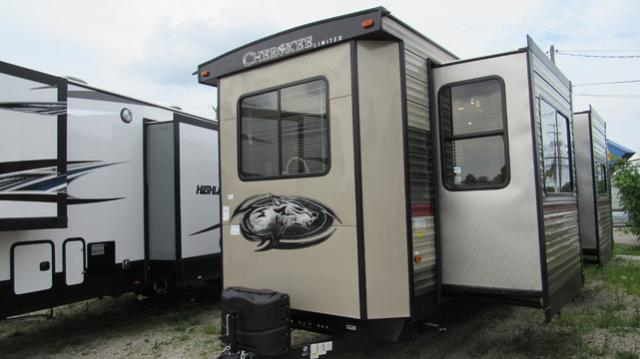 2019 Cherokee 39sr Destination Trailer With Loft And King