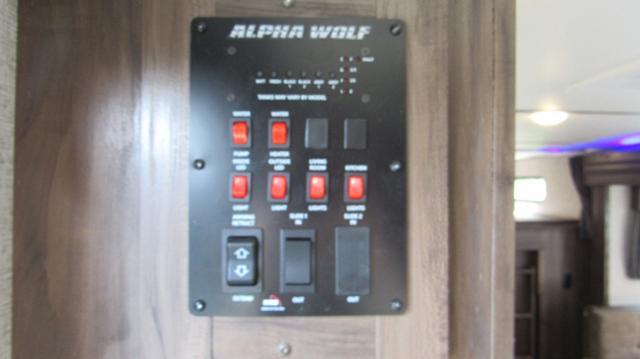 2019 Cherokee Alpha Wolf 26DBH Bunkhouse Travel Trailer