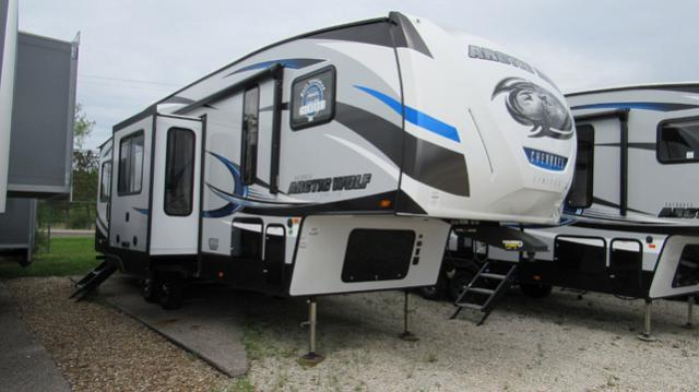 2019 Cherokee Arctic Wolf 305ml6 5th Wheel For Sale At All
