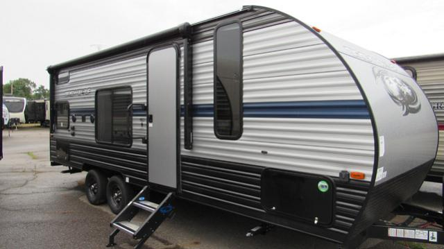 2019 Cherokee Grey Wolf 22mkse Travel Trailer With Bunk Beds