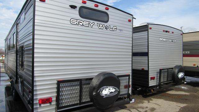 2019 Cherokee Grey Wolf 29TE Travel Trailer with Bunks