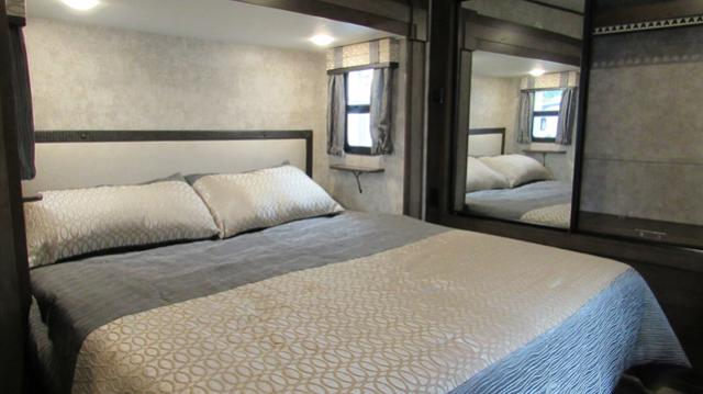 2019 Highland Ridge Open Range Roamer 323RLS Travel Trailer with King Bed