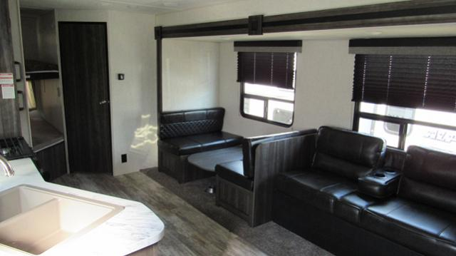2019 Open Range 26BHS Camping Trailer with Bunk Beds by Highland Ridge RV