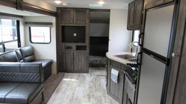 2019 Open Range 27BHS Travel Trailer with Bunk Beds by Highland Ridge RV