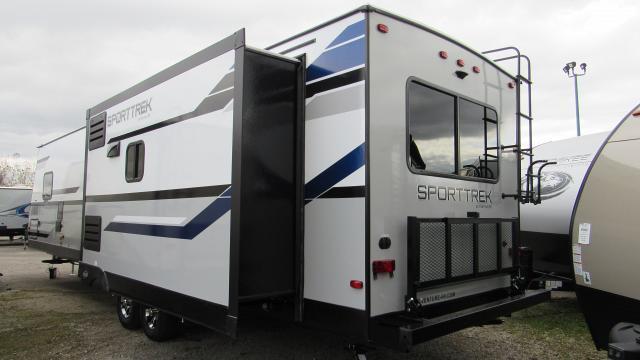 2019 Venture RV Sporttrek 342VMB 2 Bedroom Travel Trailer