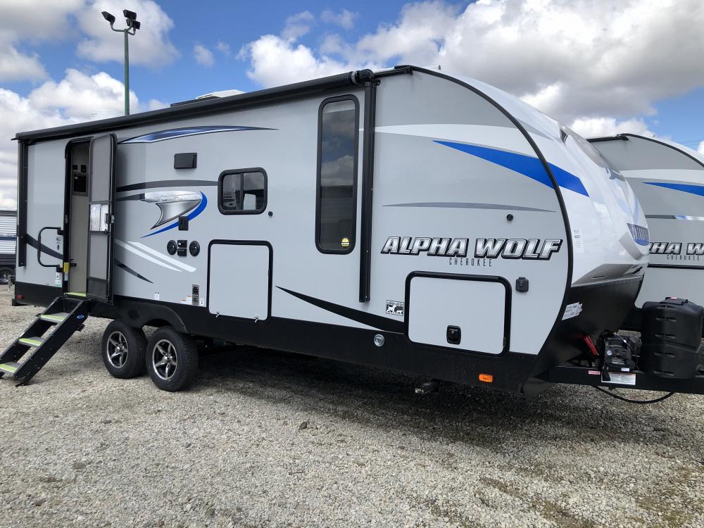 Cherokee Alpha Wolf 22SW Travel Trailer