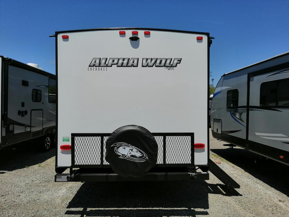 2021 Cherokee Alpha Wolf 26DBH-L For Sale at All Seasons ...