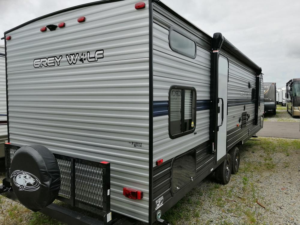 SOLD 2020 Cherokee Grey Wolf 26CKSE Travel Trailer with Bunks