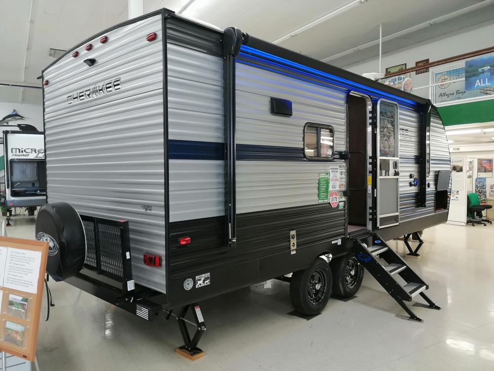 Forest River Cherokee 214JT Travel Trailer for sale at All ...