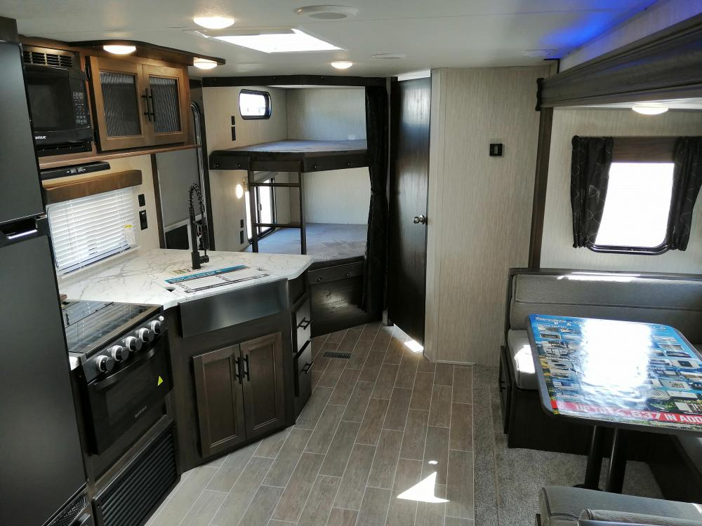 2019 Forest River Cherokee 264DBH Bunkhouse Travel Trailer ...