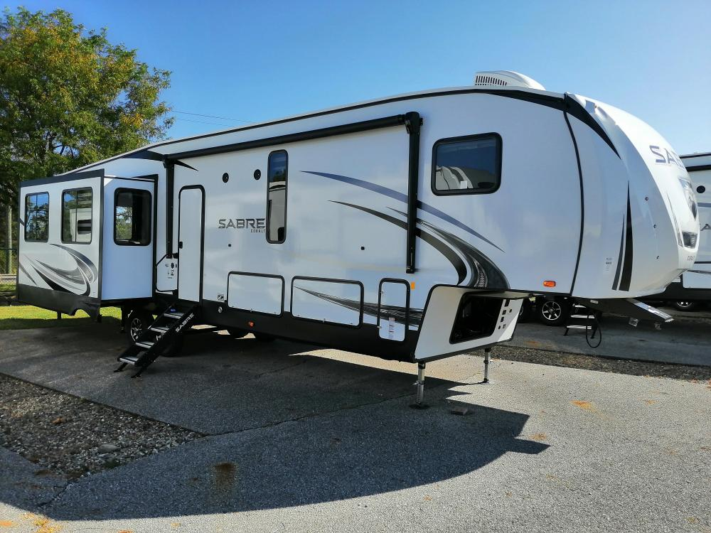 Forest River Sabre 36BHQ 5th Wheel