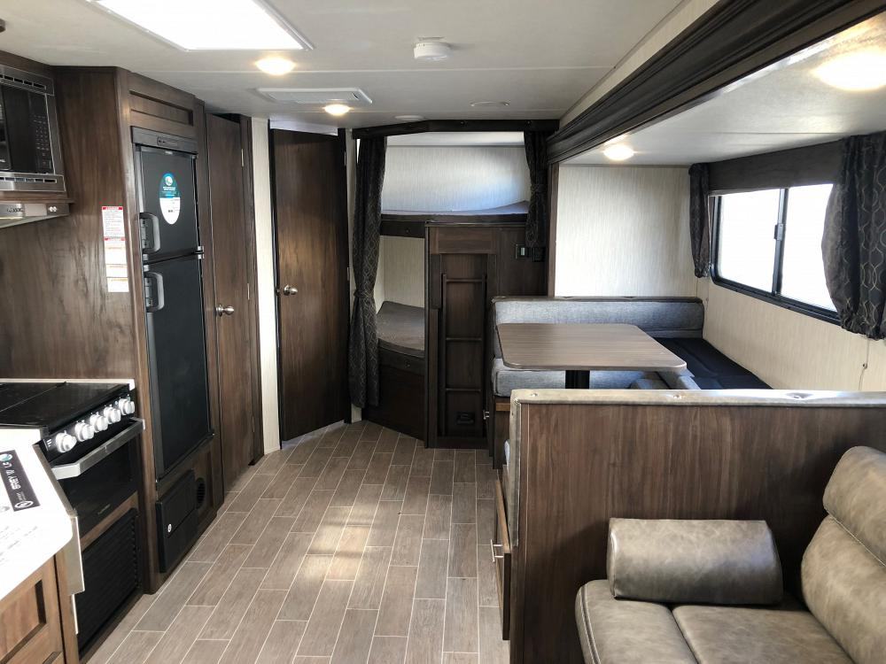2020 Grey Wolf 26DBH by Forest River - Bunkhouse Trailer ...