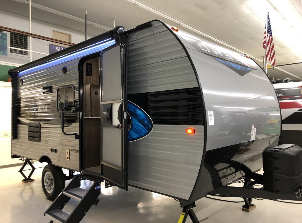Chinook Dream 178QB Camper Trailer