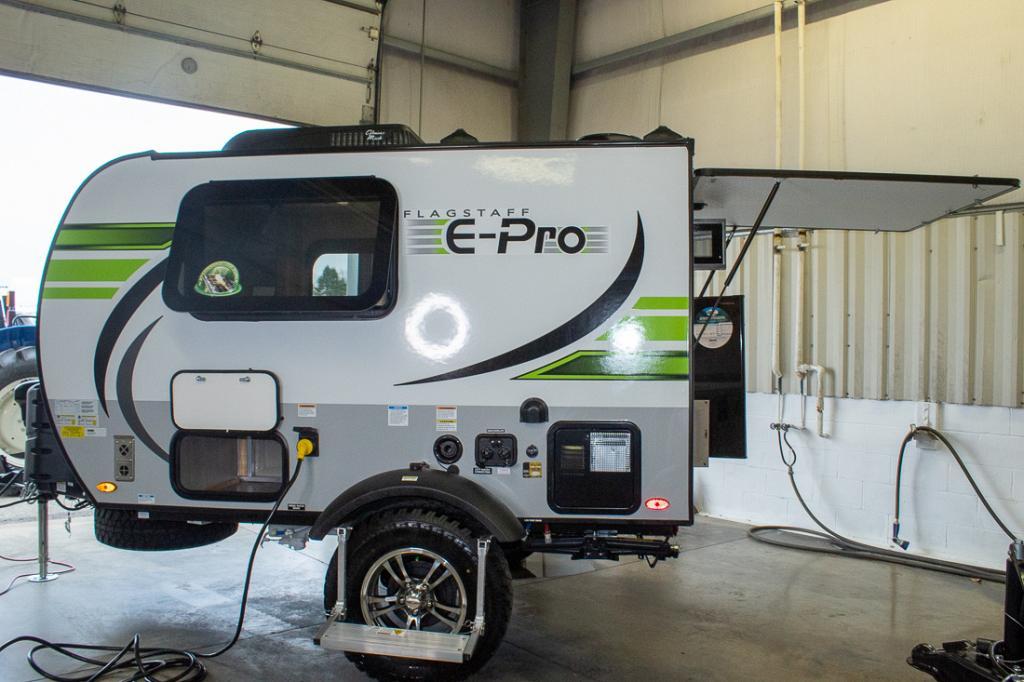 2021 Flagstaff E-Pro E12SRK Travel Trailer