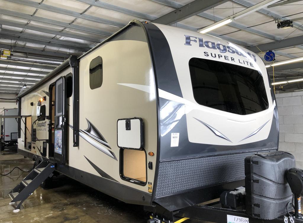 Flagstaff Super Lite 29RBS Travel Trailer