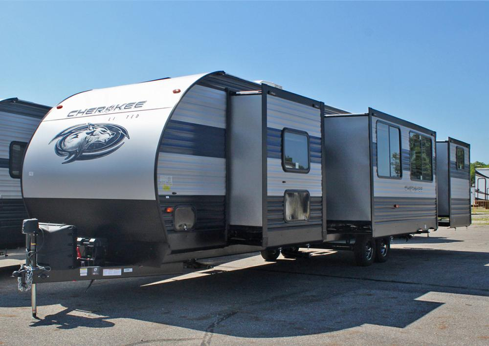 Forest River Cherokee 324TS Travel Trailer