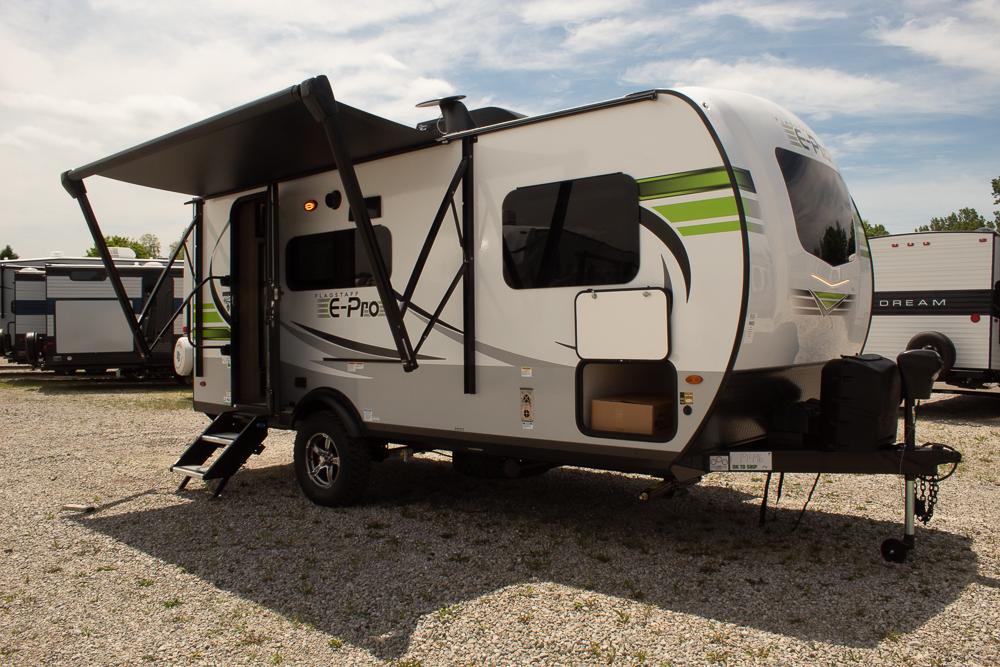 2022 Flagstaff E-Pro 19FBS Lightweight Travel Trailer