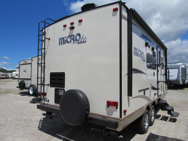 Micro Lite 21DS Light Weight Travel Trailer by Flagstaff