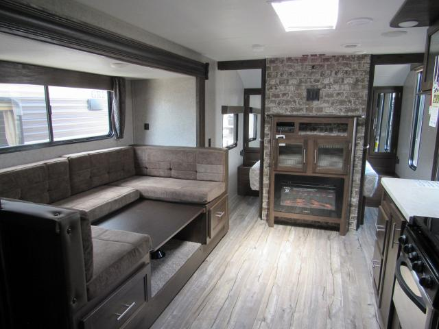 New 2019 Grey Wolf 23dbh Travel Trailer With Bunks