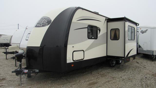 Used Forest River Vibe RBS Rear Bath Travel Trailer - Travel trailer without bathroom
