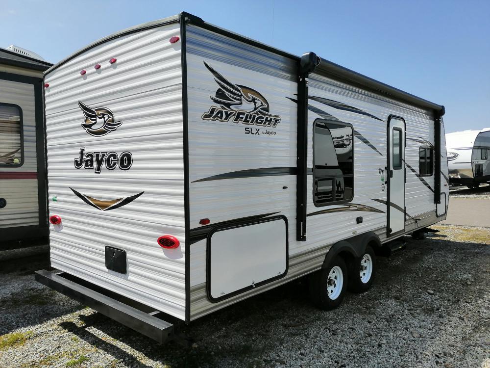 SOLD Used 2018 Jayco Jay Flight SLX 8 232RB Travel Trailer ...